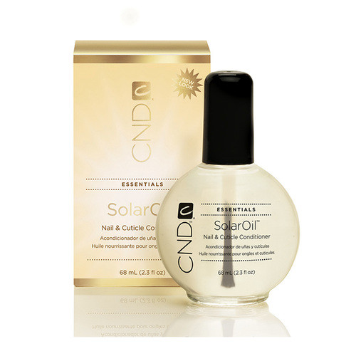 CND SOLAR OIL | NAIL & CUTICLE CONDITIONER  | 2.3 OUNCES