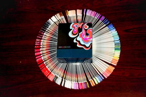 Nugenesis Color Swatch Set 215 Colors