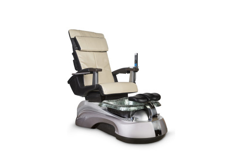 Addison Pedicure Spa System - Silver