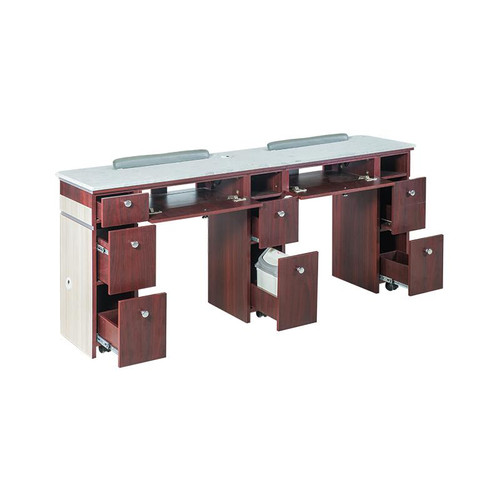 "I Double Nail Table - 68 7/8"" - 1-Hole LED (90)"