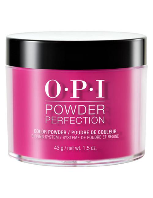 OPI Nails Powder Perfection 1.5 oz. - Pink Flamenco