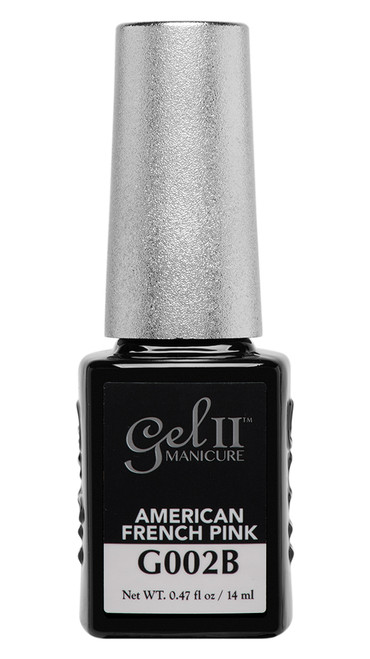Gel II Two G002B American French Pink