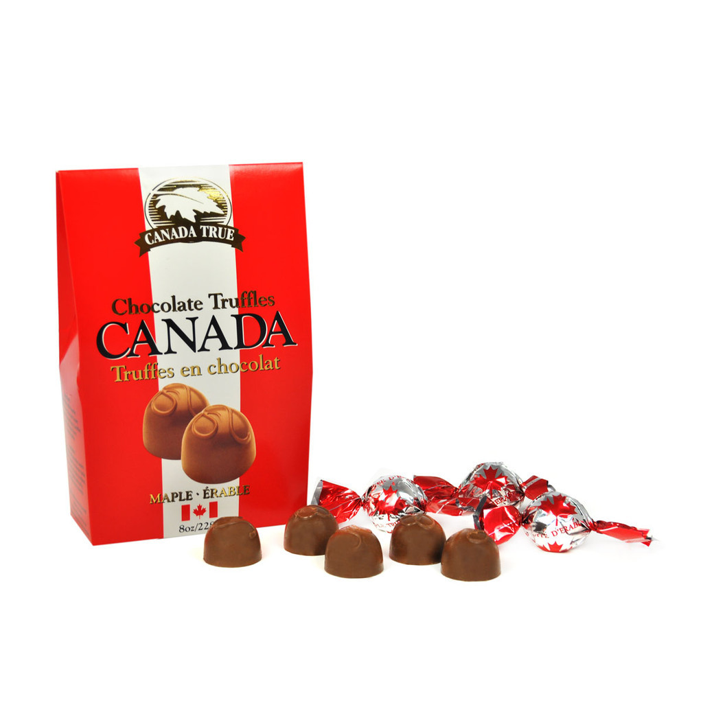 Truffles Chocolate Maple (2 Pack) by Canada True