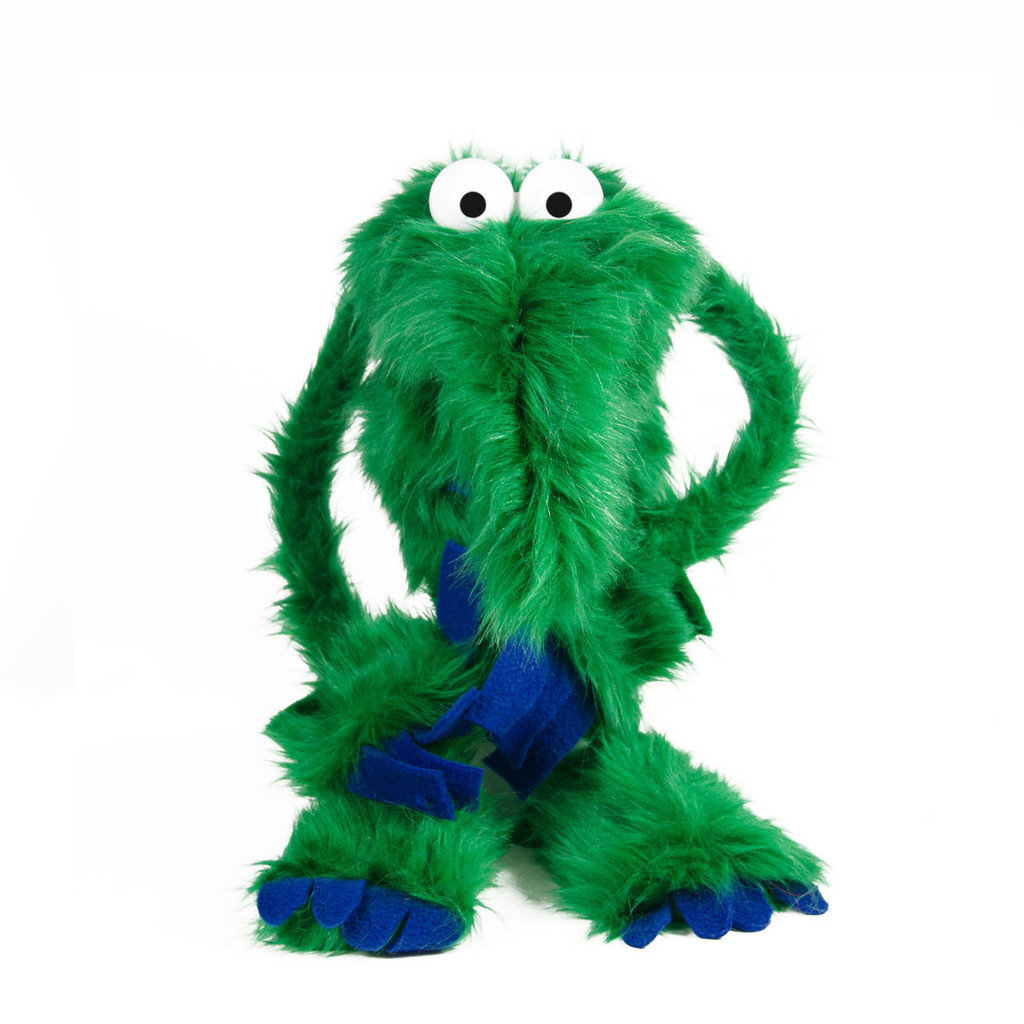 Shnoz Monster Puppet by Diabolo Puppets - Ships in Canada Only