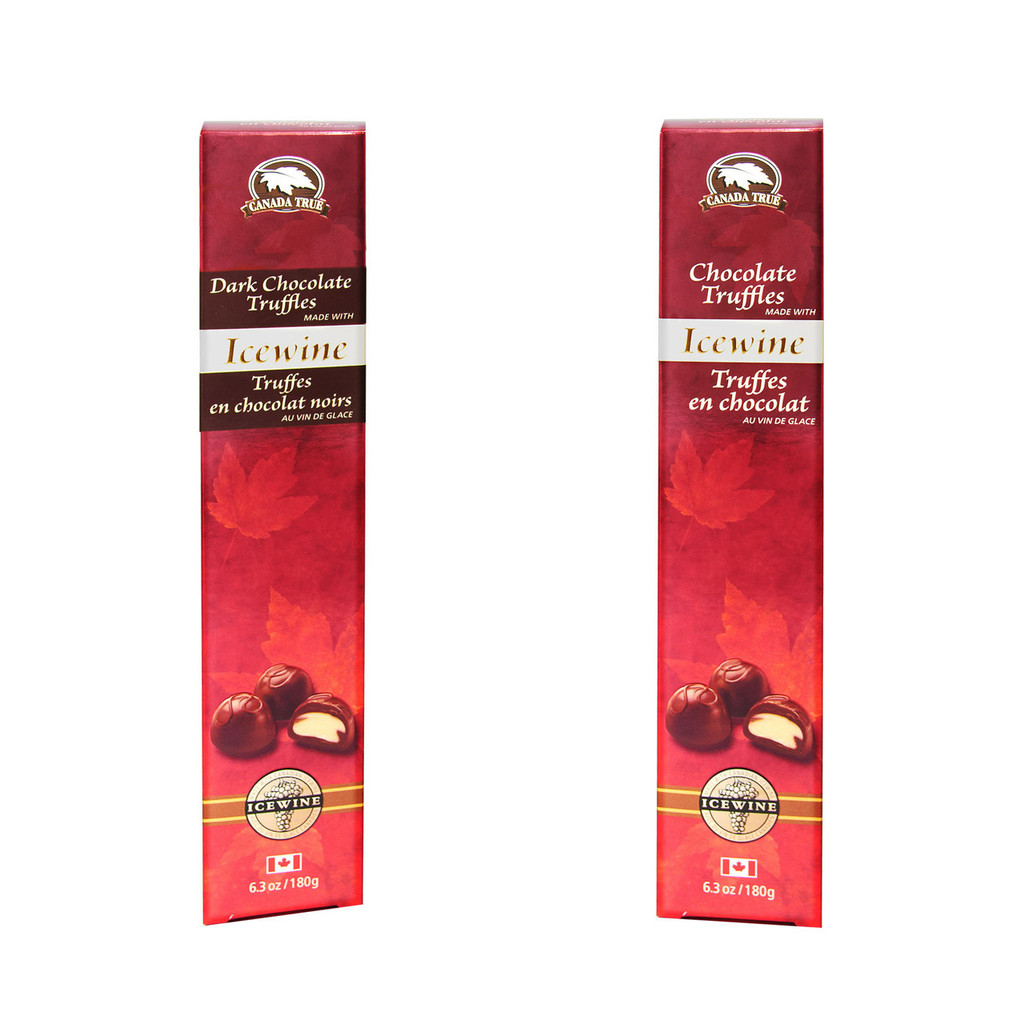 Truffles Chocolate Icewine (2 Pack) by Canada True