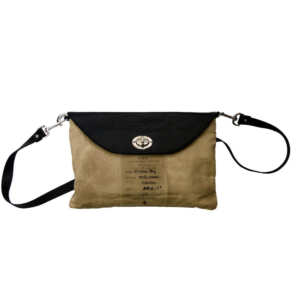 Envelope Bag by C.A.P. Bags by Karen Wilson
