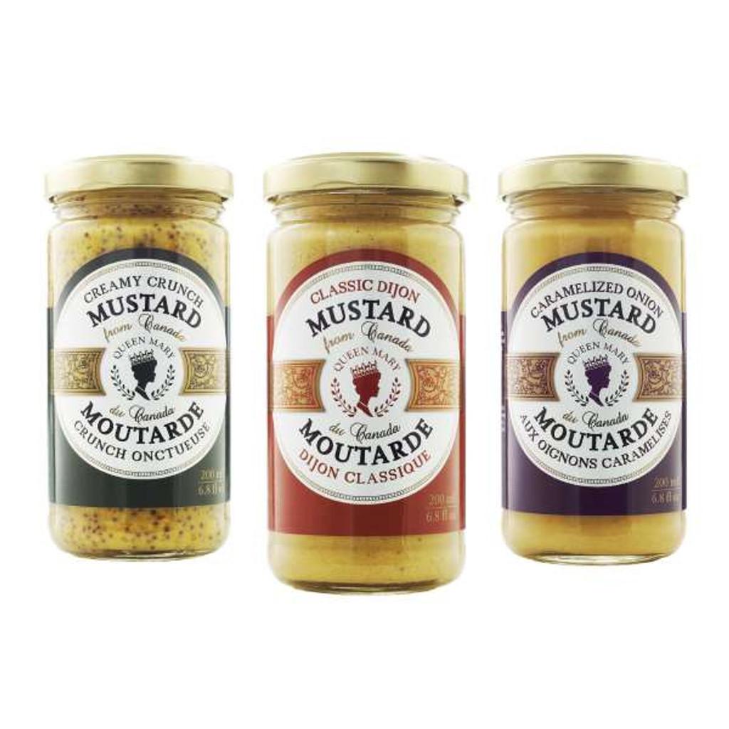Mustard Mania (3 Pack) by Summer Kitchen