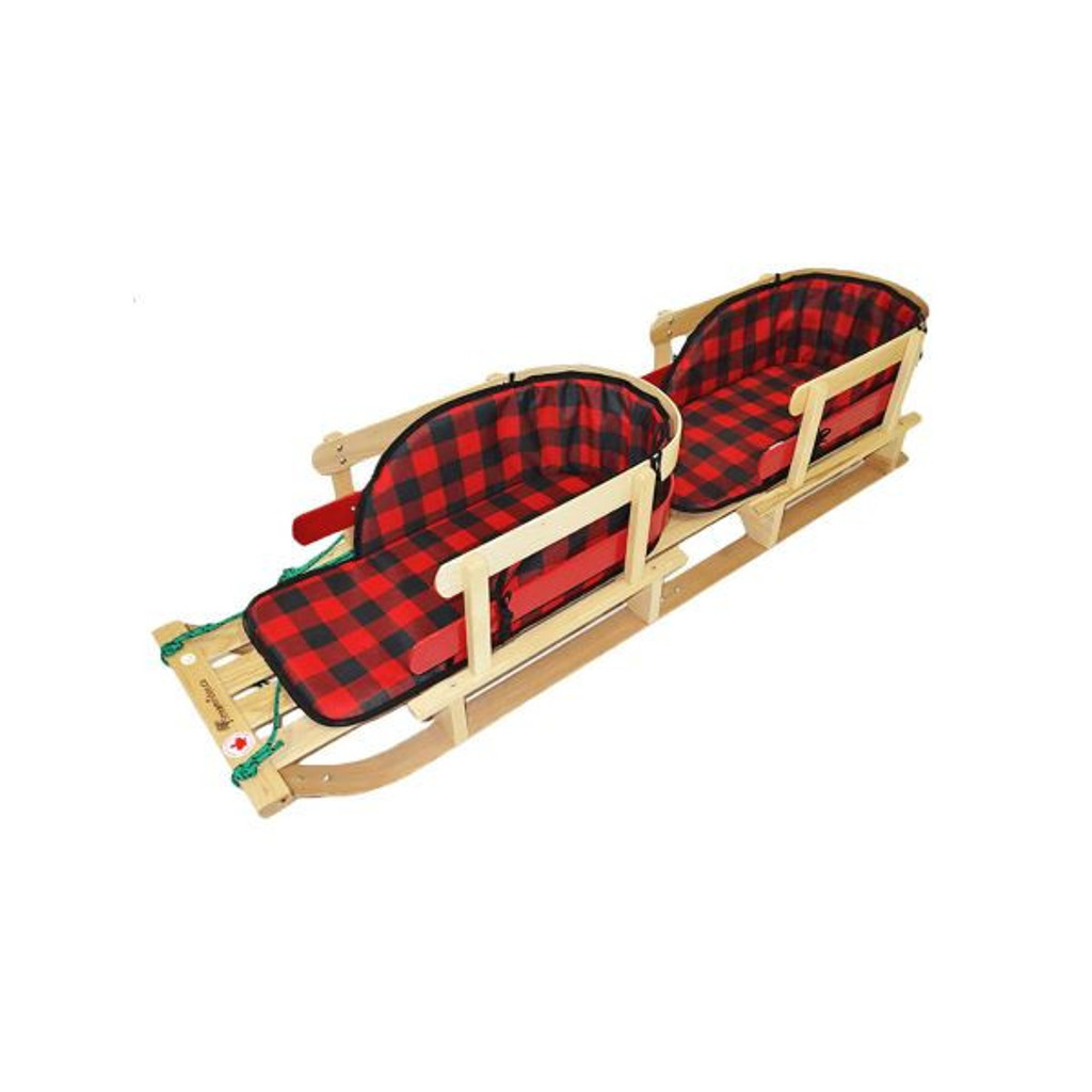 Frontier Twin Sleigh by Streamridge - Ships in Canada Only