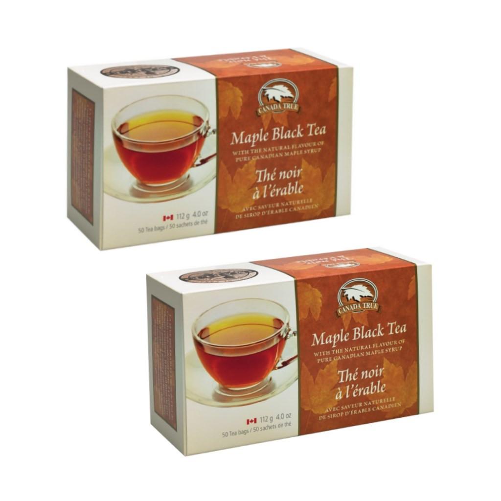 Tea Maple Black (2 Pack) by Canada True