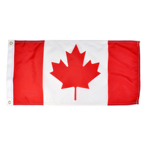 Nylon Canadian Flag by Flying Colours International