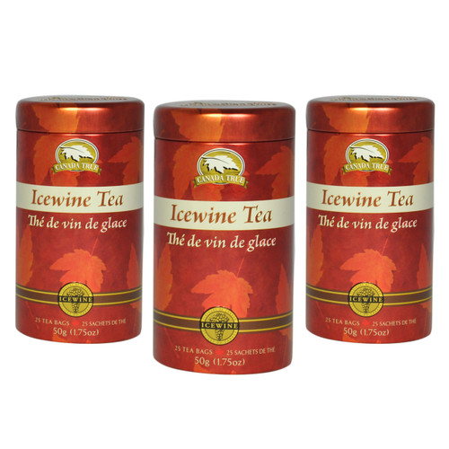 Tea Icewine (3 Pack) by Canada True