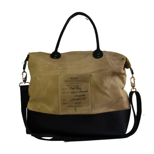Mail Bag by C.A.P. Bags by Karen Wilson