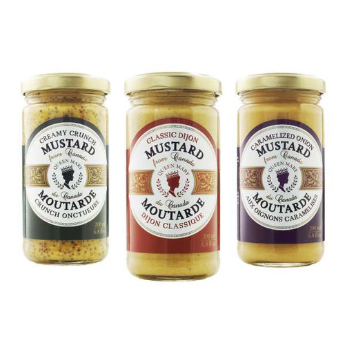 Mustard Mania (3 Pack) by Summer Kitchen