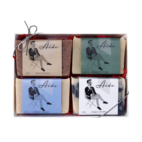 Men's Soap Set by Aide Bodycare