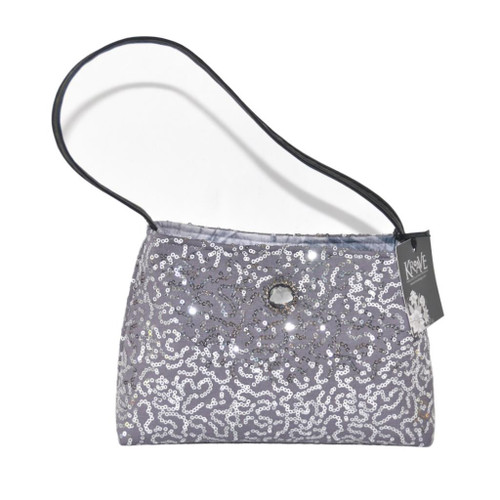 A Shimmering Evening Purse by Krave