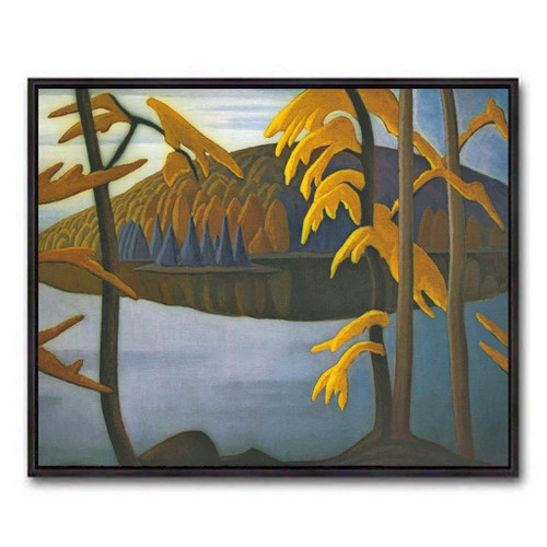 Northern Lake (Group Of Seven) by Lawren Harris