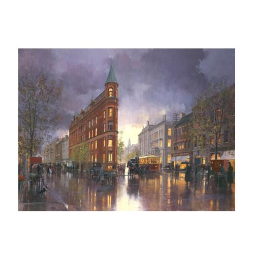 Flatiron Building by D.L. Laird