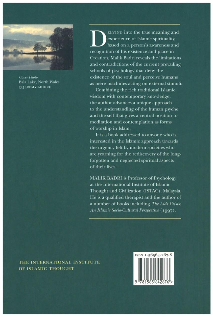 contemplation an islamic psychospiritual study pdf