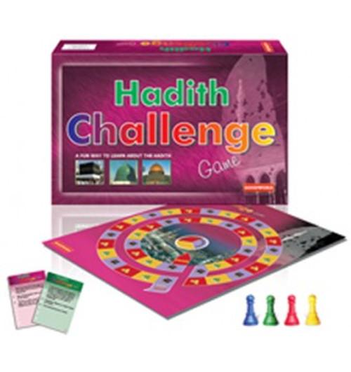 Hadith Challenge game
