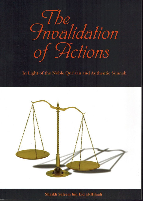 The Invalidation of Actions