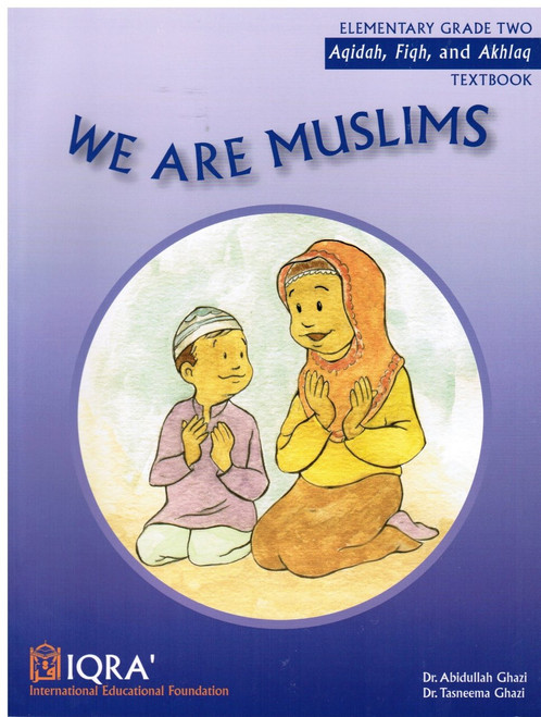 We Are Muslims Textbook Grade 2