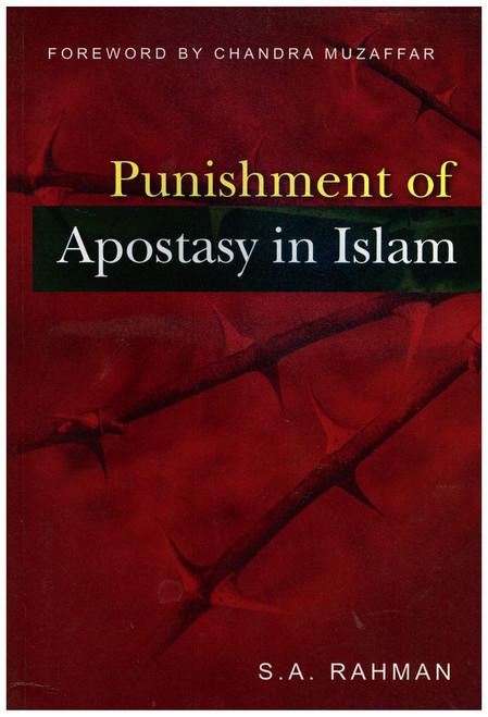 Punishment of Apostasy in Islam