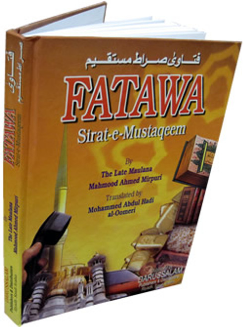 Fatawa Sirat-e-Mustaqeem By Maulana Mahmood Ahmed Mirpuri