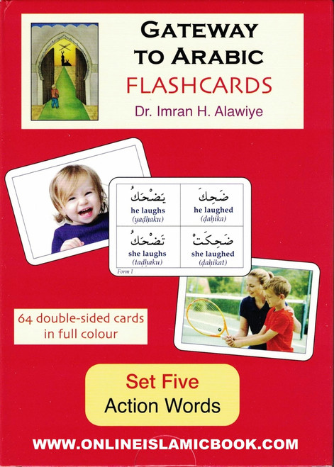 Gateway To Arabic (Action Flashcards - Set Five)
