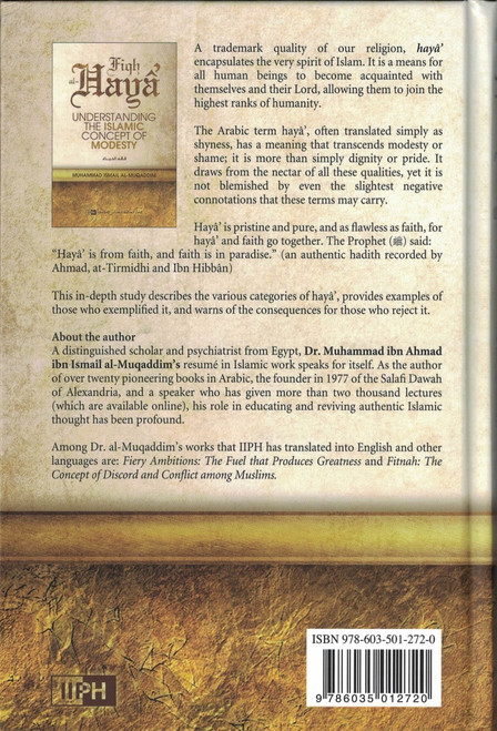 Fiqh al Haya' Understanding the Islamic Concept of Modesty