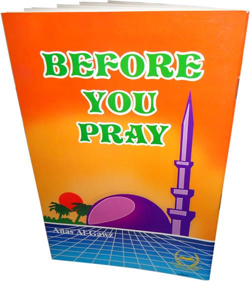 Before you Pray By Anas Al-Gawz