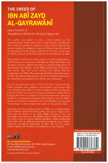 The Creed Of Ibn Abi Zayd Al Qayrawani