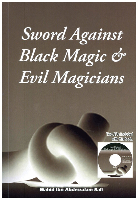 Sword Against Black Magic & Evil Magicians With 2 CDs