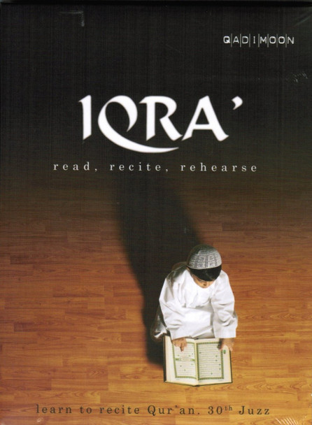 Iqra (Learn to Recite Quran 30th Juzz) Read , Recite , Rehearse (3 Audio Cds)