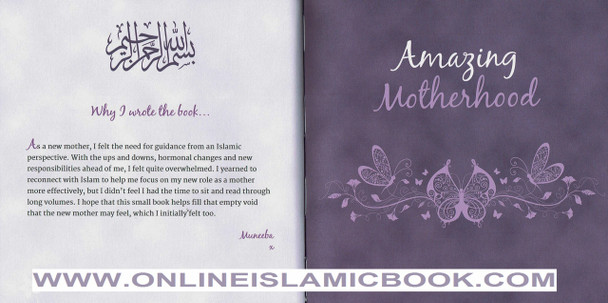 A Gift for the New Muslim Mother