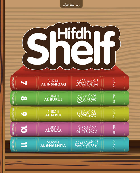 Hifdh Shelf By Learning Roots