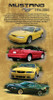 """Mustang Generation Banners 18""""x36"""""""