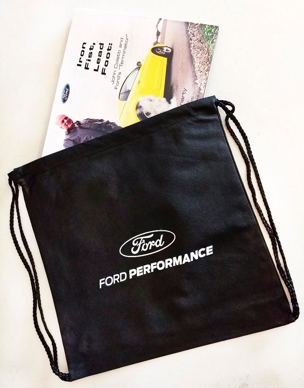 Ford Performance Drawstring Bag