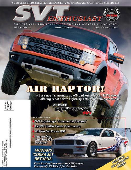 SVT Enthusiast Magazine Vol 2 Issue 2 - 2008