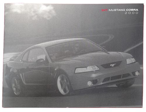 2000 Cobra Brochure