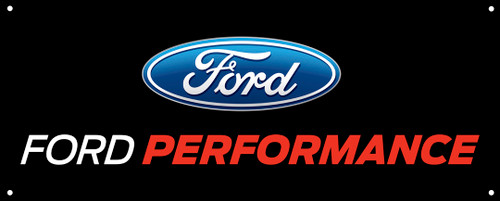 Ford Performance Logo Banner
