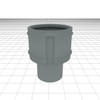 Pipe Cap - Double Wall