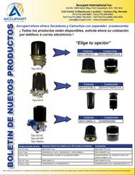 Coalesicing Flyer (Spanish)