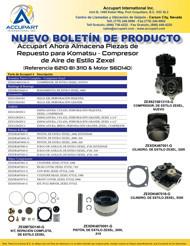 Zexel Repair Kits (Spanish)
