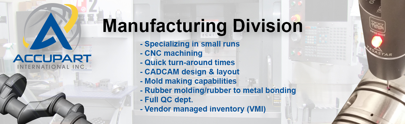 Accupart Manufacturing Division