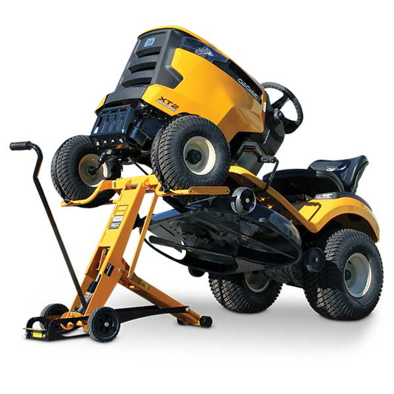 Cub Cadet Chl 500 Mower Lift Holmes Rental Station
