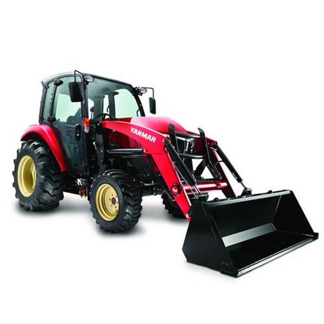 Yanmar Tractor Battery : Yanmar yt series tractor c holmes rental station