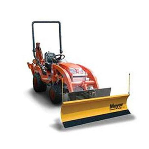 """Meyer Compact Tractor Plow Blade Drive Pro 6' 8"""""""