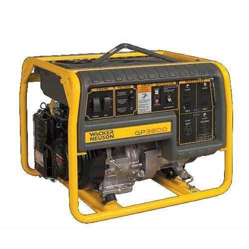 Generator - 3,800 Watt