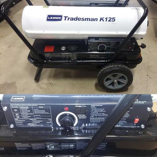 LB White Tradesman K125