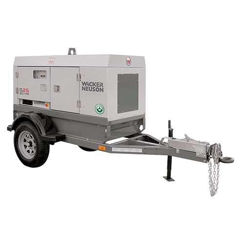 Generator - 20 KW, Towable